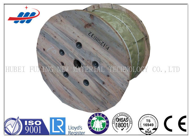 Steel Rope Cable 6x19S+FC / Crane Pendant Wire Rope DIN & EIPS Standard